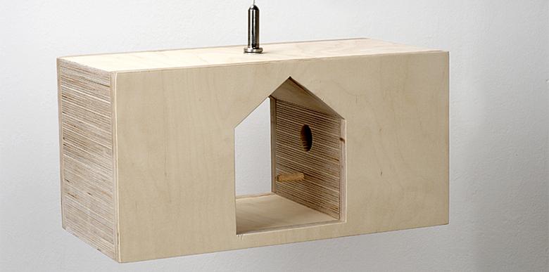 Bird house, GJF, Praha