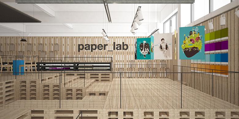paper_lab, Concept store, Europapier, Panónska cesta, Bratislava