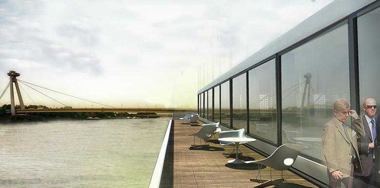 Passenger Port, Bratislava, open competition