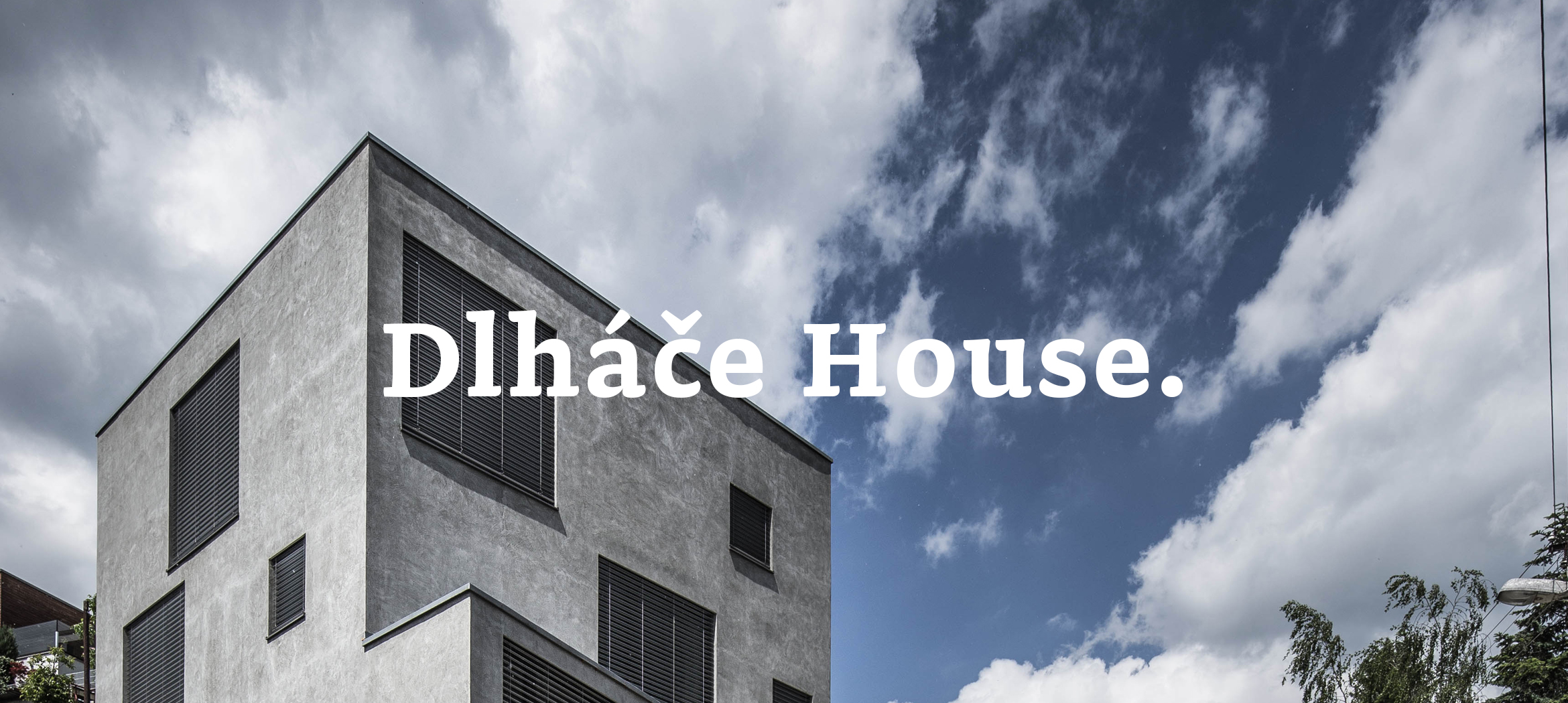 Dlhace_house